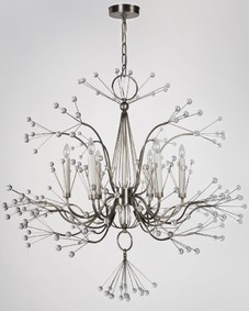 Splashing Water 37 Chandelier