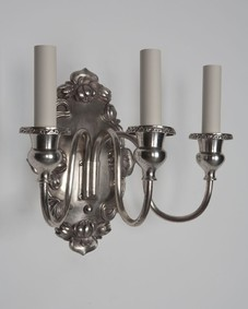 Sterling Bronze sconces