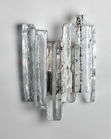 Kalmar glass sconces