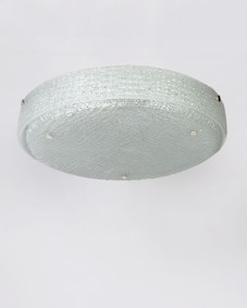 Kaiser Leuchten Glass Flush Mount