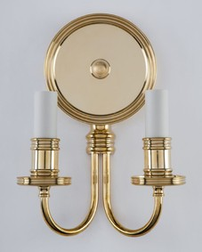 De Havilland Twin Sconce