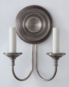 Fairchild Twin Sconce