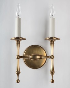 Howard Twin Sconce