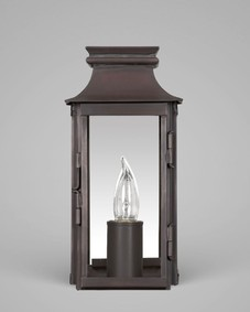 French Station Petite Exterior Wall Lantern