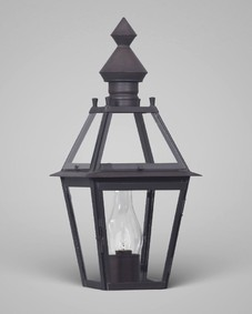 Boston Exterior Wall Lantern Small