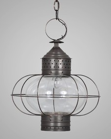 New England Onion Exterior Hanging Lantern Large