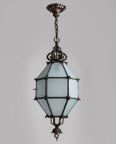 Hexagonal lantern