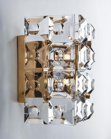 Kinkeldey glass sconces