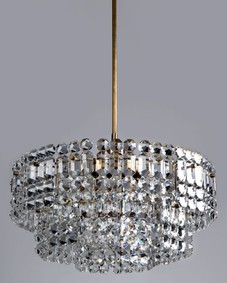 Tiered Kinkeldey chandelier
