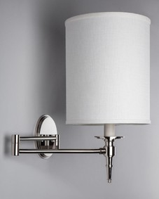 Douglas Swing Arm Sconce