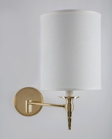Douglas Single Swing Arm Sconce
