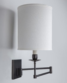 Montgomery Swing Arm Sconce