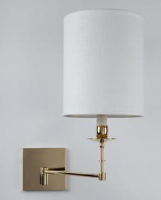Montgomery Single Swing Arm Sconce