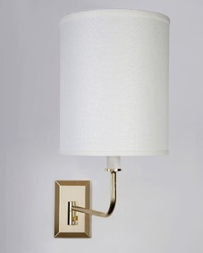 Aloysius Single Swing Arm Sconce