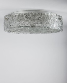 Kaiser Glass Flush mount