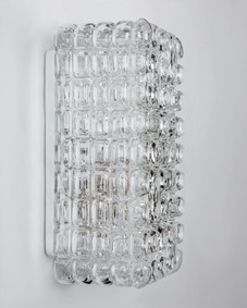 European glass sconces