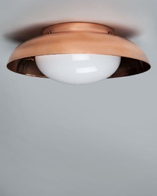 Dish Flush Mount