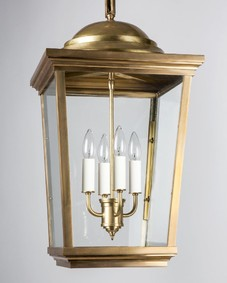 Philip Tapered Exterior Lantern