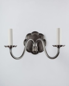Elizabeth Twin Sconce