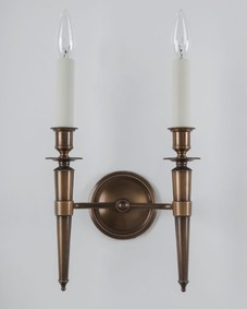 Erica Twin Sconce