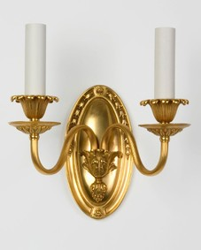 Lilith Twin Sconce