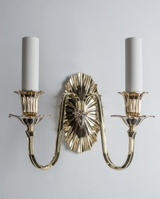 Soleil Twin Sconce