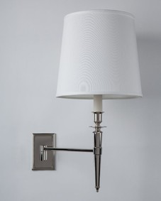 Eric Single Swing Arm Sconce