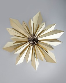 California Sunburst 18 Sconce