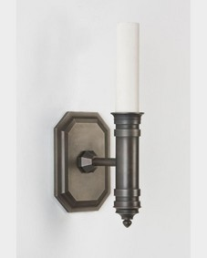 Tess Sconce in Light Oil Rubbed Bronze